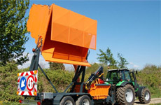 Containermachine A 141 XL